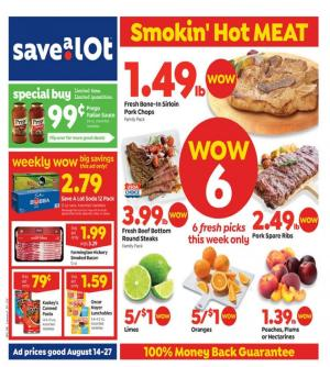 save a lot weekly ad aug 14 27 2019