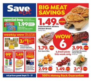 save a lot weekly ad sep 11 17 2019