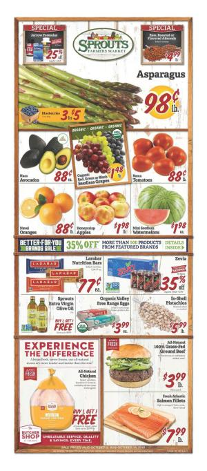 sprouts ad oct 9 2019