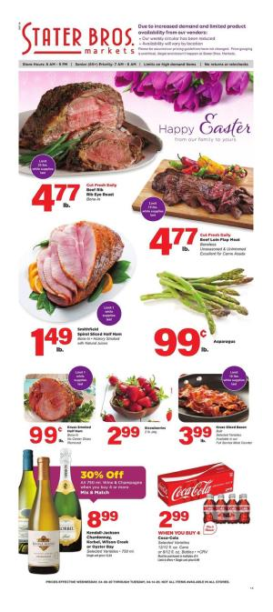 stater bros ad apr 8 2020