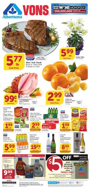 vons weekly ad apr 1 2020