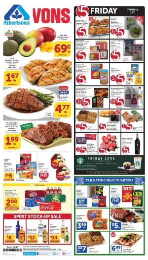 vons weekly ad jan 15 2020