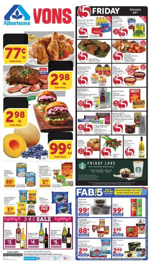 vons weekly ad jan 22 2020