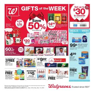 walgreens weekly ad dec 8 2019