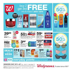 Walgreens weekly ad preview gastronomiayviajes