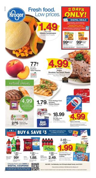 Kroger Latest Ad  sc 1 st  Weekly Ads : kroger christmas dinnerware - pezcame.com