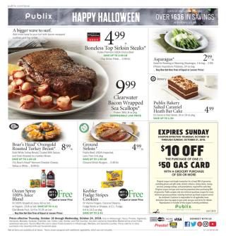 publix weekly ad oct 18 2018