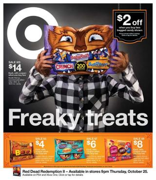 target weekly ad oct 21 2018
