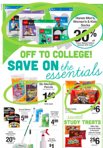 Kroger Weekly Ad School Products