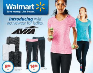 walmart weekly ad sporting goods