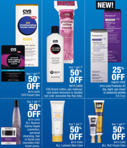 cvs weekly deals personal care products