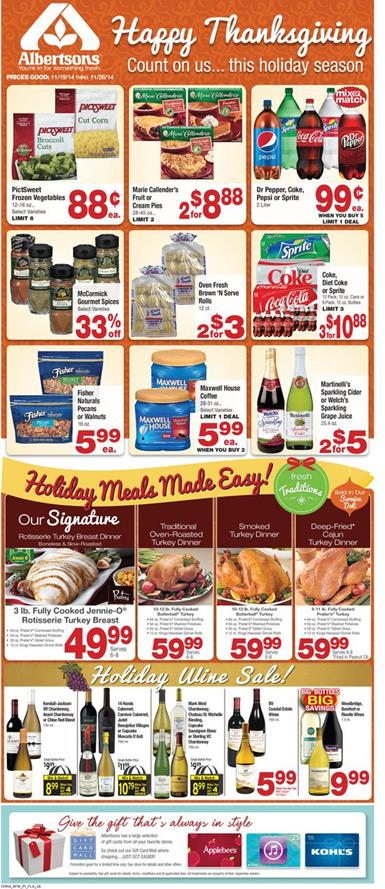 Albertsons Coupon Daily Deals and Weekly Ads Products