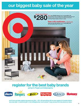 Target Ad Baby Products 2015 And Home Products