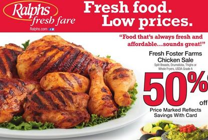 Ralphs Weekly Ad and Kroger Ad Fresh Food First Week March 2015