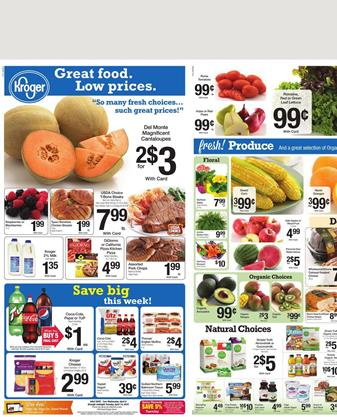 Kroger Weekly Ad 8th April 2015 Offers Great Products