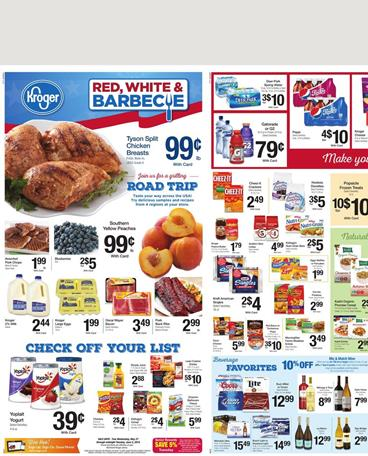 Kroger Ad Preview May 27 2015 Grilling and Outdoor