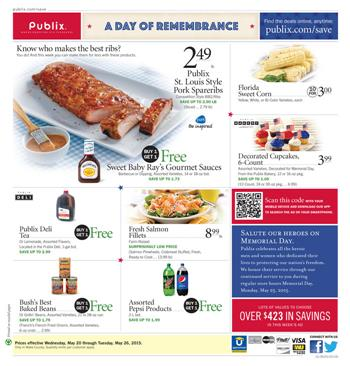 Publix Weekly Ad Preview 5 20 2015