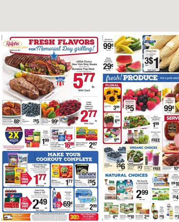 Ralphs Weekly Ad Memorial Day Grilling 5 20 2015