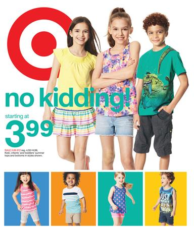 Target Weekly Ad May 24 2015 Summer Entertainment And Clothing
