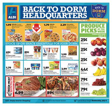 ALDI Special Buys Weekly Ad Jul 8 2015