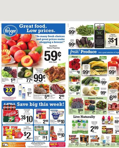 Kroger Ad Coupons Jul 22 You Can Shop Now