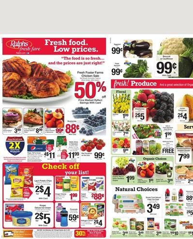 Ralphs Weekly Ad Jul 15 - Jul 21 2015