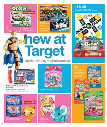 Target Weekly Ad Toys and Electronics Last Day