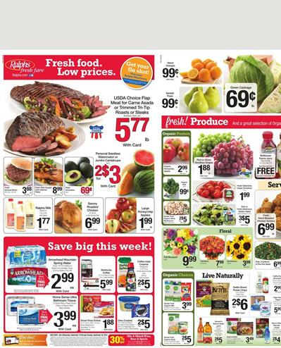 Ralphs Weekly Ad Preview Sep 16 - Sep 22 2015