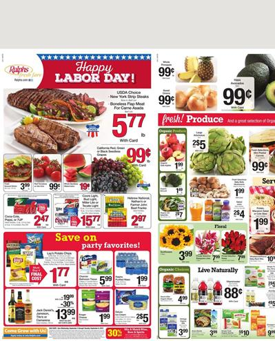 Ralphs Weekly Ad Review Sep 2 2015