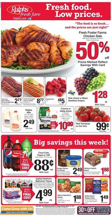 Ralphs Ad Products Oct 21 2015