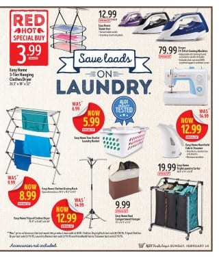 ALDI Weekly Ad 40 Feb 40 Simple Aldi Sewing Machine 2016