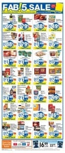 Albertsons Ad 8 Feb 2016