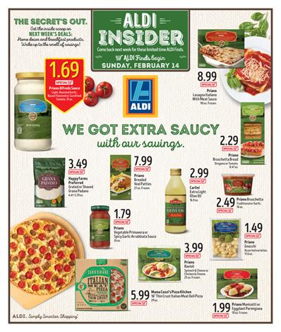 Browse and Save More with ALDI Special Buys Ad