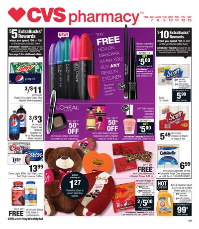 CVS Weekly Ad Feb 7 2016