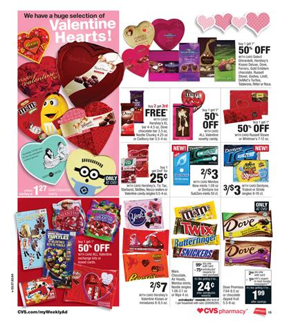 Get Ready For Valentine's Day With CVS Beauty Products
