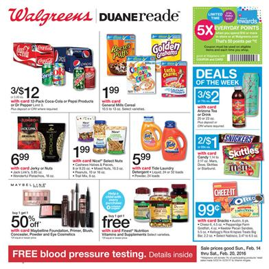 This Walgreens Circular Ad was published on Dec. 5, This Circular Ad is valid Dec. 9, through Dec. 15, This Ad may contain time-sensitive information and offers. Please check with Walgreens to confirm availability.