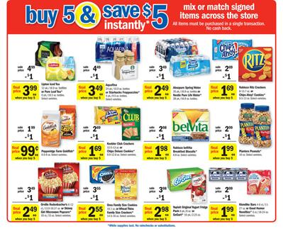 Some Meijer Ad Sales