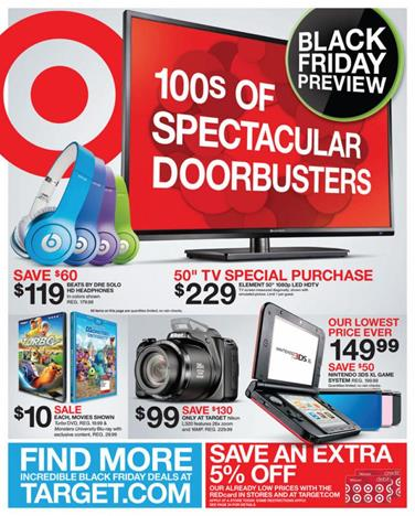 Target Ad Black Friday Preview Apr 11