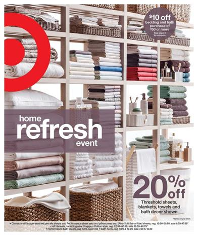 Target Ad Home Products Apr 11