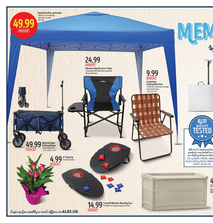 Aldi Ad May 22 May 28 2016 Overview