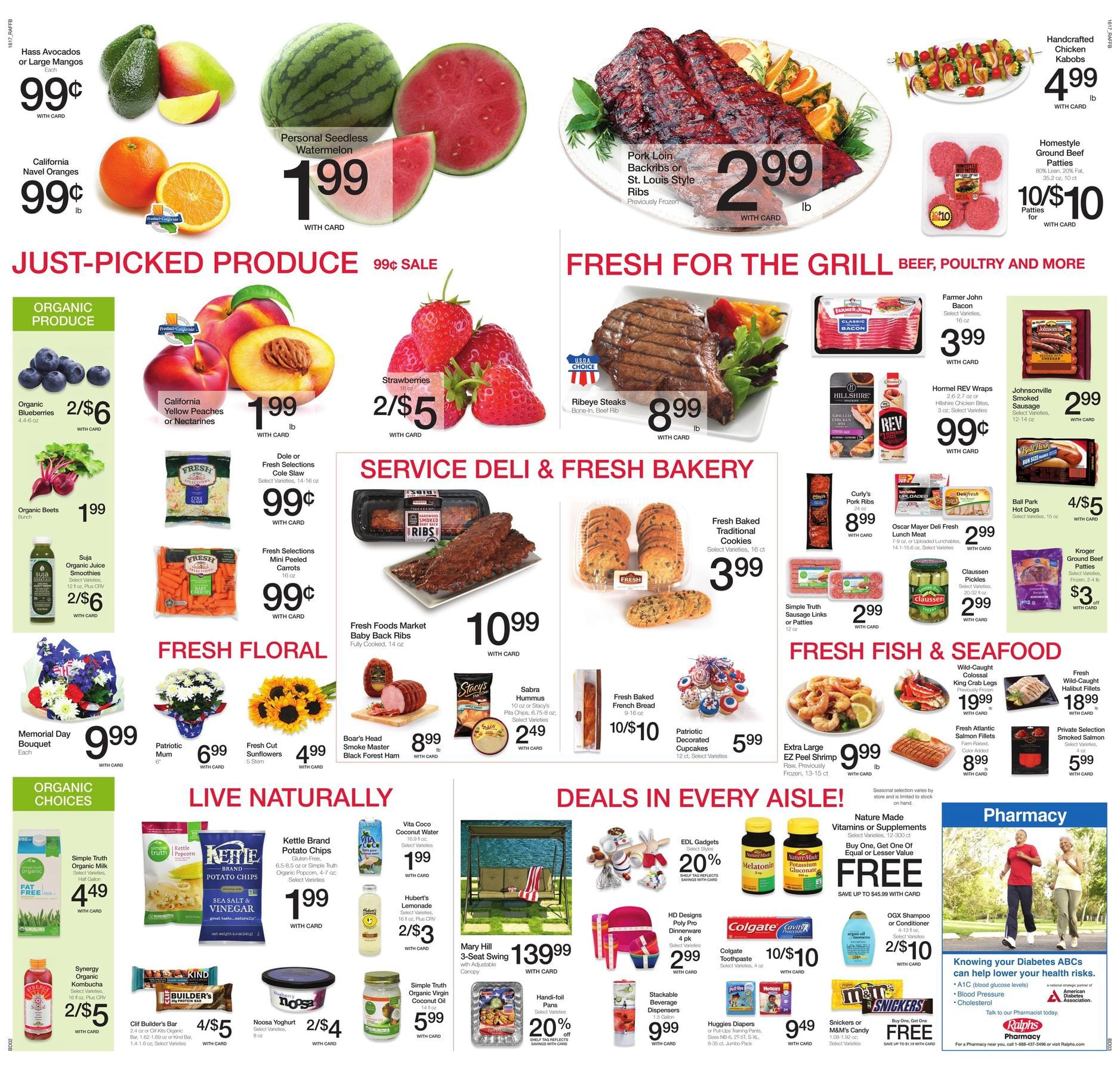 Ralphs grocery coupons