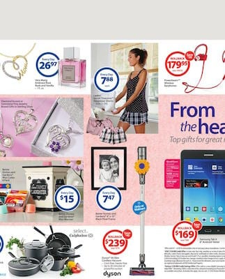 Walmart Ad Mothers Day Gift Ideas May 2016