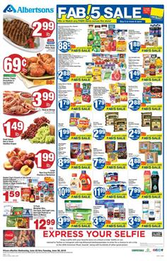 Albertsons Weekly Ad Jun 22 - 28 2016