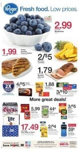 Kroger Weekly Ad Jun 15 - 21 2016
