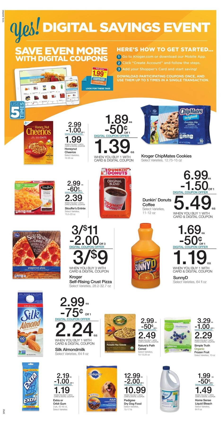 Kroger ads and coupons
