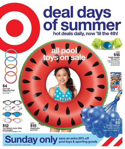 Target Weekly Ad Jun 26 - Jul 2 2016