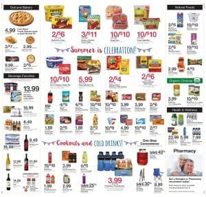Kroger Weekly Ad Jun 29 - Jul 5 2016 2