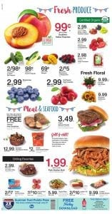 Kroger Weekly Ad Jun 29 - Jul 5 2016 4