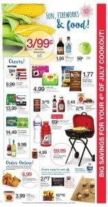 Kroger Weekly Ad Jun 29 - Jul 5 2016 5