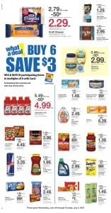 Kroger Weekly Ad Jun 29 - Jul 5 2016 7